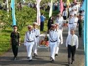 昆嵩省搜寻与迁回在老挝和柬埔寨牺牲的烈士遗骸