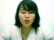 越南职能机构人员逮捕阮芳鸳女生案件真相