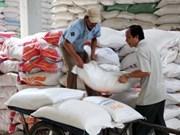 越南大米出口量达662万多吨