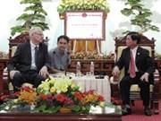 德国企业在越南平阳省寻找商机