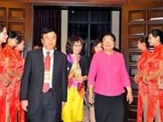 2012年越中人民友谊联欢会在中国广西柳州举行