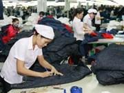 今年前11个月越南出口总额达1040亿美元