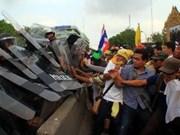 泰国政府提前4天解除曼谷三地安全法令