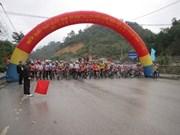 2012年越中跨界自行车友谊赛拉开序幕