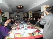 越南工业贸易促进座谈会在德国举行