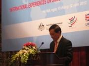 越南应确保土地信息透明化