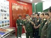 柬埔寨军事代表团访问越南
