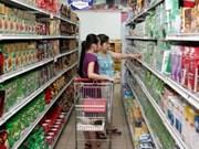 2012年全国通胀率低于既定目标