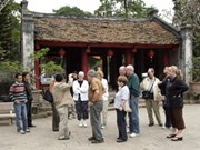 越南接待国际游客量创新纪录