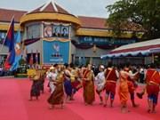 柬埔寨举行集会纪念推翻波尔布特种族灭绝主义34周年
