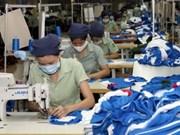 越南与英国贸易金额猛增