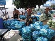 越柬边贸市场动工兴建