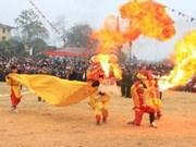 岱族天仪式与隆东节被列入越南国家非物质文化遗产名录