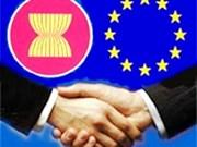 东盟与欧盟加强合作