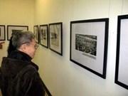 """最具规模的""""纪念巴黎协定签署40周年""""展会在河内开幕"""