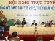 阮晋勇总理:卫生部应集中解决医院超负荷运转情况