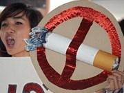 越南加大烟草危害预防工作