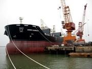 下龙造船公司向英国船东转交5.3载重吨货船
