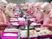 越南金瓯省力争2013年水产品出口额达10亿美元