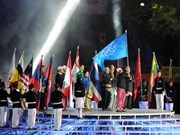 泰国协助缅甸举办第27届东南亚运动会