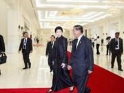 泰国与柬埔寨加强双边合作关系