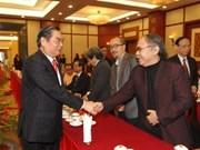 越共中央书记处向越南文学艺术界致以新春祝福