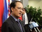 美国-东盟商务理事会承诺加强与东盟经贸合作