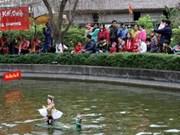 越南民族学博物馆举行2013年癸巳春节联欢会