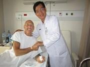 越南的好医生好技术吸引外籍病人关注