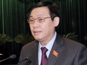 越南财政部部长:越南经济将会发生积极进展