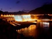 越南山罗水电站供电量达140亿千瓦时
