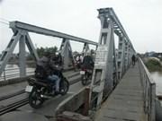 动工兴建三座桥 将公路与铁路分开