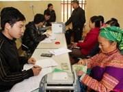 联合国开发计划署对越南可持续脱贫提供支持