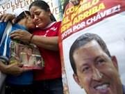 委内瑞拉总统查韦斯病逝 多国政府和政要表示哀悼