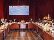 加强越日两国与非洲的合作