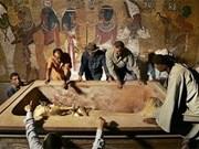 越南借鉴埃及考古学陈列经验