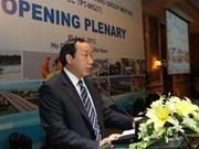 第37次亚太经合组织运输工作组会议在胡志明市召开