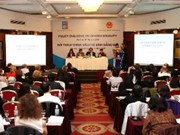 《推动大众传媒中的性别平等》研讨会在胡志明市举行