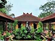越南具有历史价值的隆安省宗盛古寺