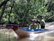 越南金瓯角国家公园荣获国际拉姆萨尔湿地证书