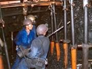 2013年第一季度Vinacomin煤炭出口量达400万吨