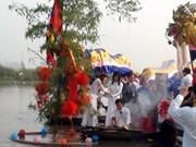 2013年花芦古都传统庙会开幕