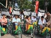 美国出资900万美元帮助越南残疾人全面融入社会