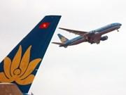 五一国际劳动节放假期间越航大幅度增加航班班次