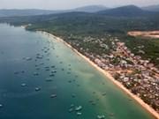 越南大力投资将电力服务送到坚江省两个岛县