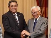 新加坡与印尼加强双边合作