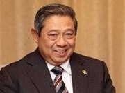 印度尼西亚总统访问缅甸
