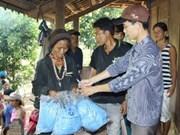 响应世界防治疟疾日活动在越南富安省举行