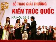 越南建筑师协会举行成立65 周年纪念仪式