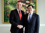 越南和澳大利亚促进贸易及能源领域合作